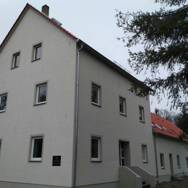 Vereinsheim nach Renovierung 2018